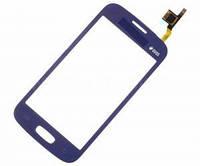Тачскрин/Сенсор Samsung S7260/S7262 Galaxy Star Plus синий high copy
