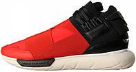 Женские кроссовки Adidas Y-3 Qasa High Royal Red/Black
