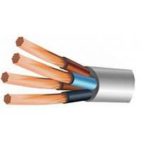 Силовой провод медный ПВС с сечением 5х10 ЗЗЦМ (Запорожье)
