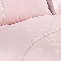 Issimo Home Постельное белье ELEONORA PINK (PEMBE) Семейный комплект