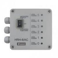 Контролер уровня жидкостити  защита IP55  HRH-6/DC DC 12..24 V