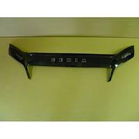 Дефлектор капота, мухобойка Mitsubishi Lancer, Cedia с 2000-2003г.в
