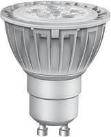 250lm, 5W, цоколь GU10, теплый, белый 3000K, замена 50W лампочки