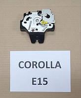 ЗАМОК КРЫШКА БАГАЖНИКА TOYOTA COROLLA E15 06-13