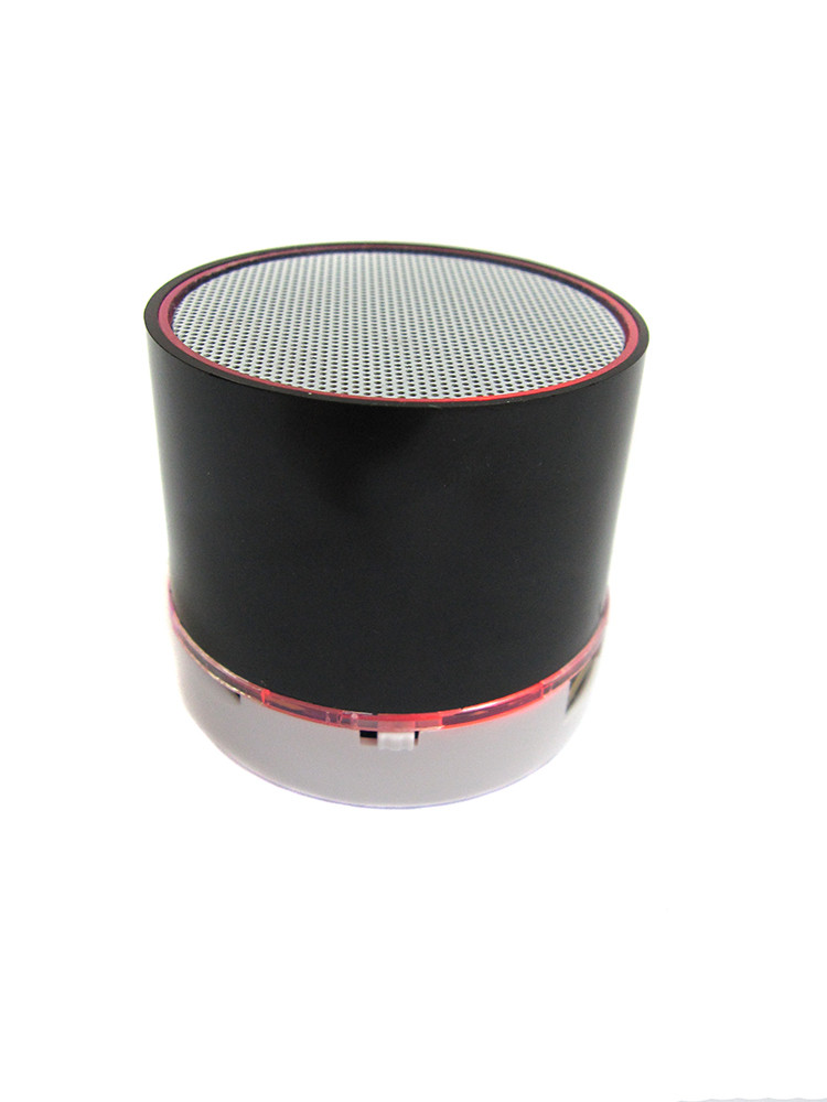 Портативная bluetooth колонка MP3 плеер S10 Black-White