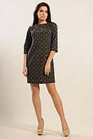 Модное женское платье с принтом луи витон