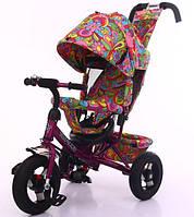 Трехколесный велосипед Tilly Trike Free Wheel
