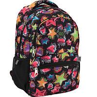Рюкзак школьный молодежный Kite GO-2 GO17-109М-2