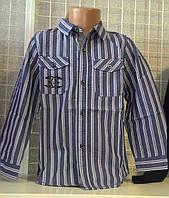 Сорочка на хлопчика 98-128 см. Угорщина