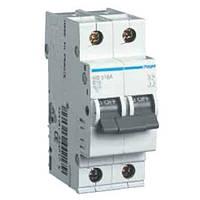 Автоматичний вимикач м In=40 А, 1+N, В, 6 kA, 2м