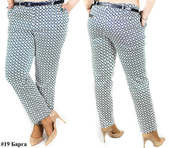 "Женские брюки ""Барга"" (р. 50, 52, 54, 56), фото 2"