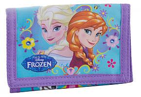 531432 Кошелек детский Frozen mint, 24.5*12