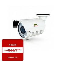 Видеокамера уличная Partizan IPO-VF 2LP POE IP