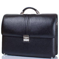 """Кожаный мужской портфель с отделением для ноутбука с диагональю экрана до 12,6"""" desisan (ДЕСИСАН) shi317-011"""