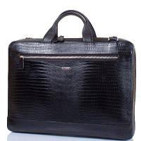 """Мужская кожаная сумка с отделением для ноутбука с диагональю экрана до 12,6"""" desisan (ДЕСИСАН) shi1347-143"""