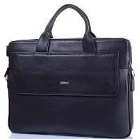 """Мужская кожаная сумка с отделением для ноутбука с диагональю экрана до 13,3"""" desisan (ДЕСИСАН) shi1348-01"""