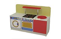 Кухня детская Стандарт 1200*420*800h