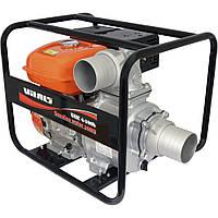 Мотопомпа бензиновая (мотопомпы для грязной  воды) USK 4-100b