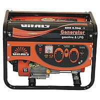 Генератор газ/бензин ERS 2.0bg