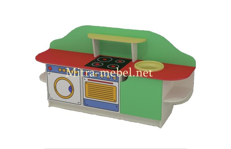 Кухня детская для игр Золушка 2