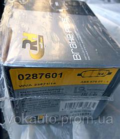 Тормозные колодки дисковые задние Nissan, INFINITI, Renault
