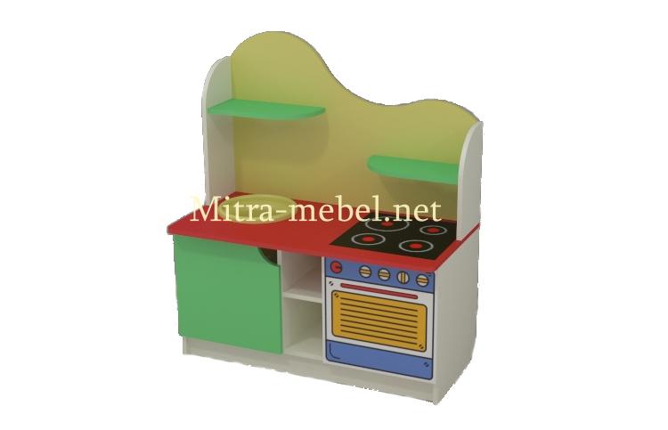 Игровая кухня Хозяюшка 2 (950*430*1100h)