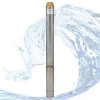 Насос для колодца  погружной скважинный центробежный Vitals aqua 3.5DC 1563-0.9r