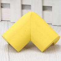 Мягкая защита на углы - большая. Желтый.