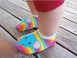 Детские носки с противоскользящей подошвой, фото 4