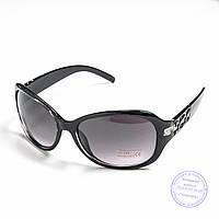 Уцененные женские очки оптом - Черные - B912, фото 1
