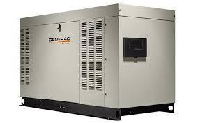 Газовый генератор  22 кВт Generac QT022, фото 2