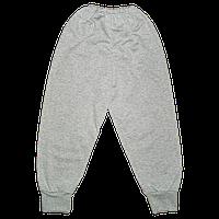 Детские спортивные штаны с манжетами