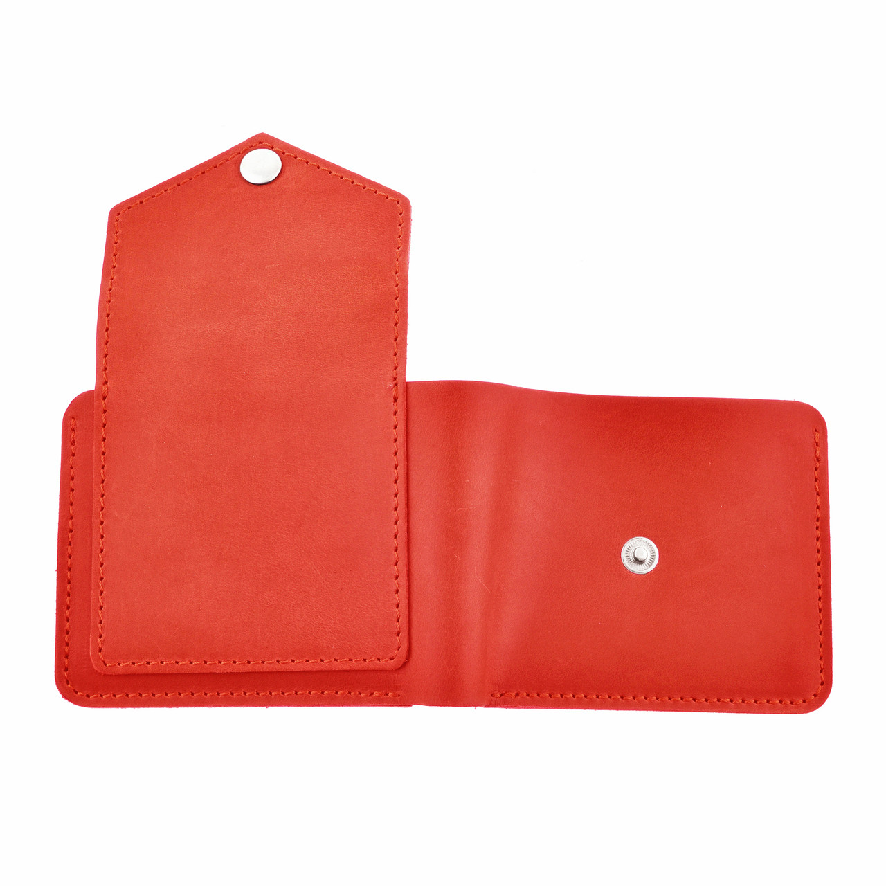 Женский кошелек 4.2 красный