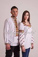 Парні вишиванки.Сорочка жіноча + сорочка чоловіча МВ-112п 425b6dcbc450f