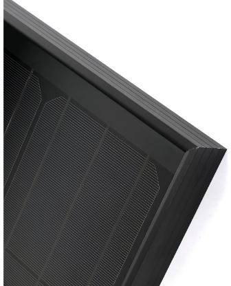 Солнечная батарея Altek ALM-250MB, 250 Вт (монокристалл), фото 2