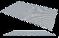 Сотовый поликарбонат Italon, прозрачный, 4 мм