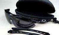Тактические очки с поляризацией Oakley 1 линза велоочки