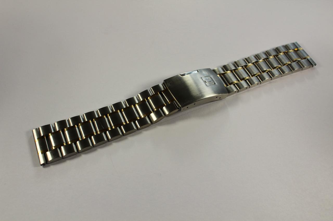 Браслеты для часов Omega-браслет из нержавеющей стали 20 мм
