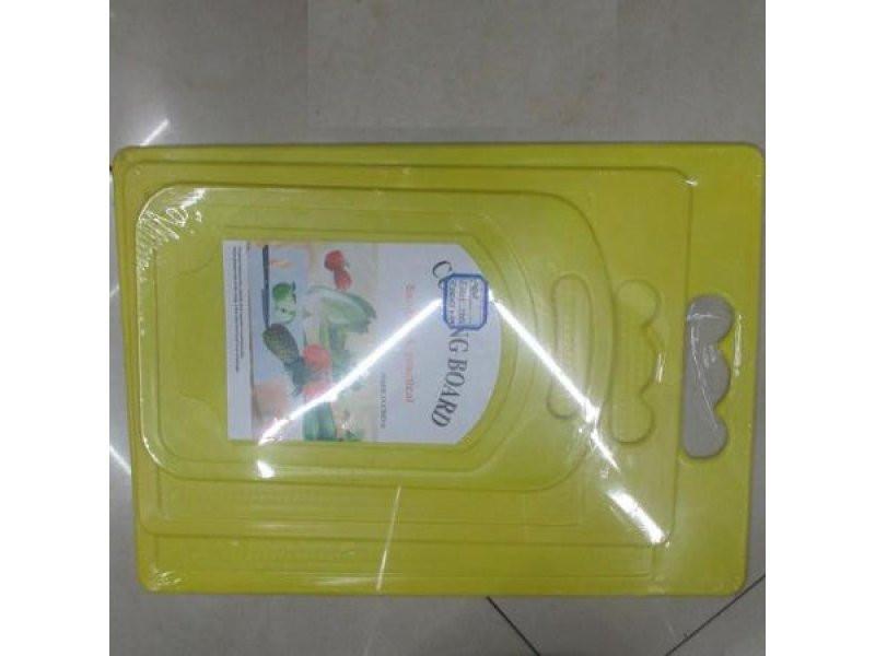 Доска разделочная пластик 3шт/наб 32*23см R17279
