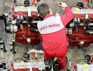 Мотор Deutz