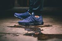 Кроссовки мужские Nike Air Max 2016 Navy  (найк аир макс) синие