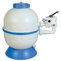 Песочный фильтр для бассейна Kripsol Granada GL606; 14,5 м³/ч; боковое подключение