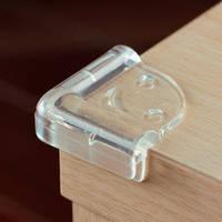 Защита на мебель от детей силиконовая треугольная.