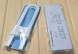 Блокиратор для створчатых дверей с ручками, фото 3