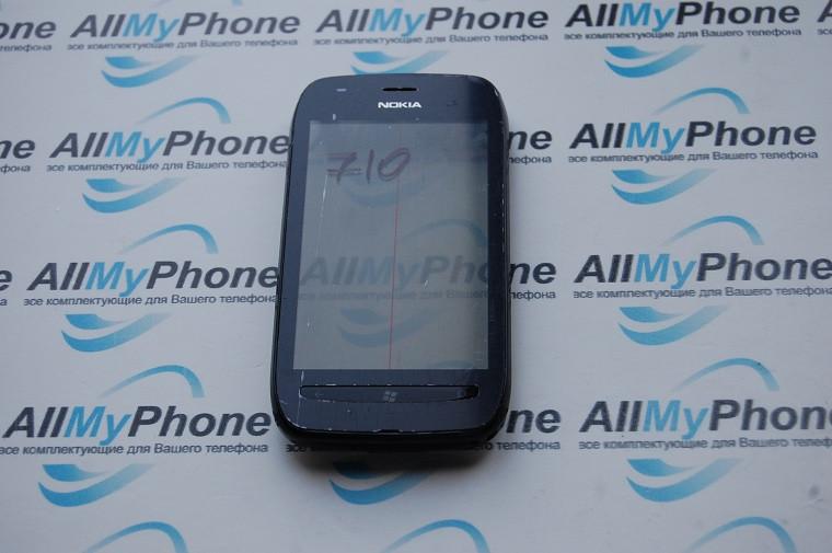 Сенсорный экран для Nokia 710 Black