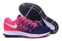 Кроссовки Nike Zoom Pegasus 33 Navy Pink