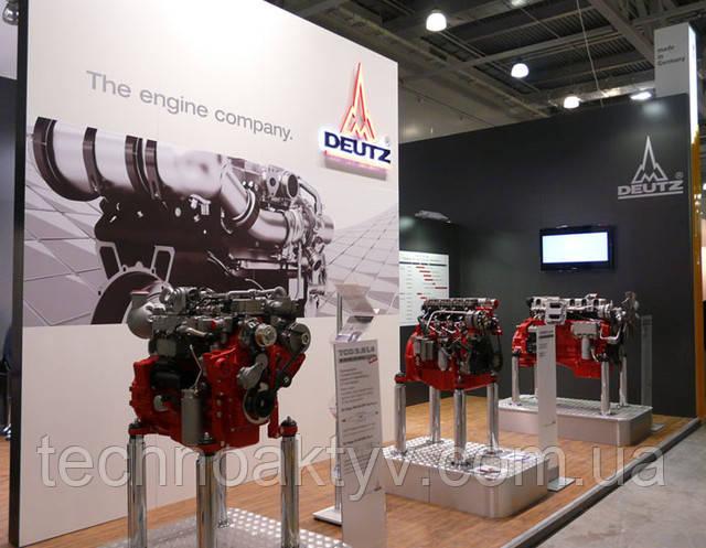 Deutz позиционирует себя следующими критериями:  надежный и независимый производитель дизельных и газовых двигателей двигатели для всех сфер применения с полным ассортиментом продукции (от 25 до 560 кВт)  двигатели, адаптированные к потребностям клиентов экономичность системы охлаждения: воздух, масло и вода внутренние возможности (двигателя): скорость, гибкость и инновации