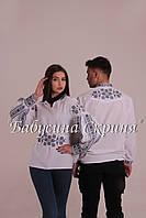 Парні вишиванки.Сорочка жіноча + сорочка чоловіча МВ-110п d6114047ed1fa