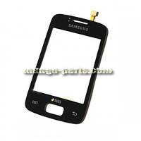 Тачскрин/Сенсор Samsung S5360 Galaxy Y черный ,high copy