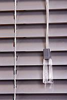 Жалюзи горизонтальные алюминиевые FLINT GREY производство в Украине и в Одессе под заказ